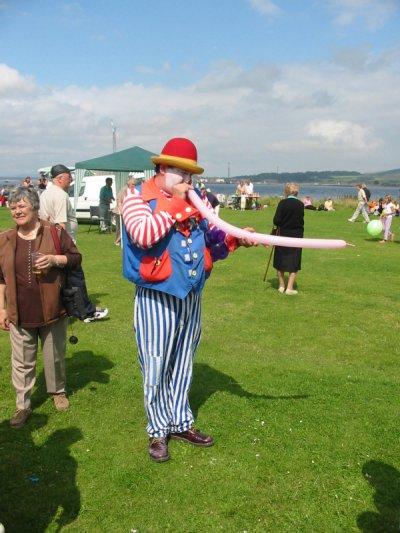 Regatta Clown