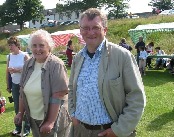 Anne Short and David Alston