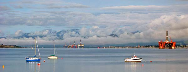 Cromarty Firth Mist