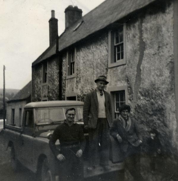 Rose Lane - c1961