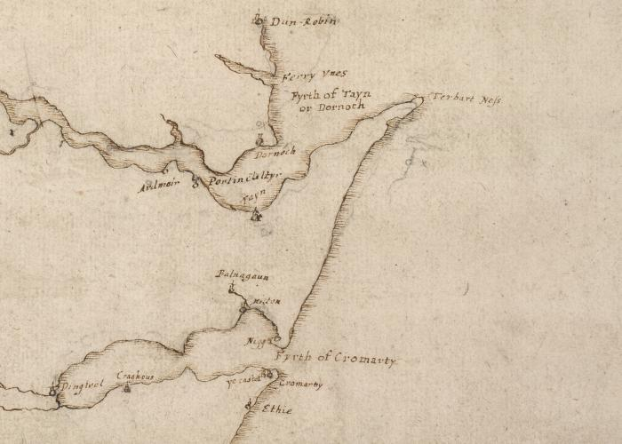 Moray Firth Map
