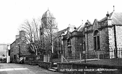 Old Tolbooth and Carnegie Library