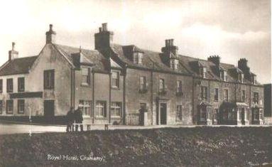 Royal Hotel Postcard - c1935??