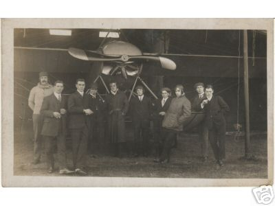 Borel Seaplane