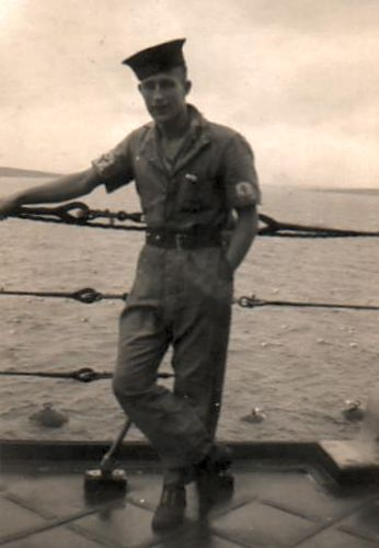 Donald Hogg - 1940
