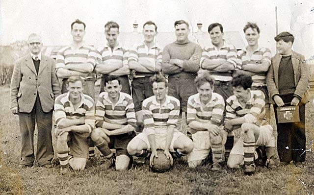 Cromarty FC - c1960???