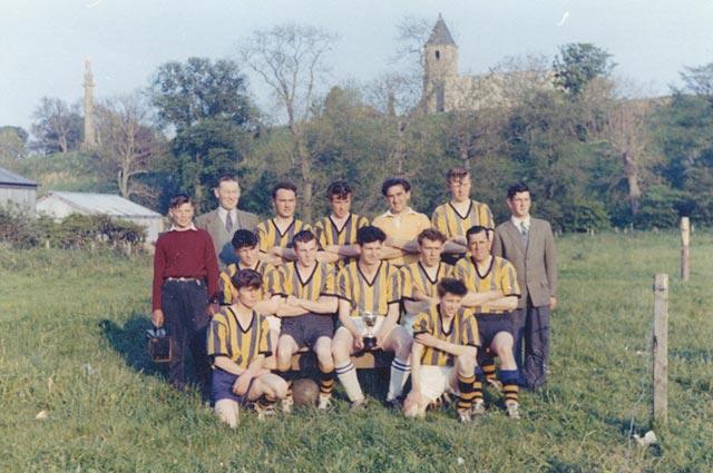 Cromarty FC - c1963???