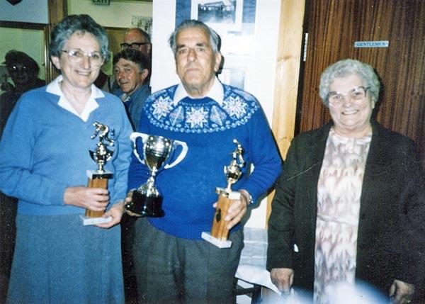 Bowling Trophies - c1988
