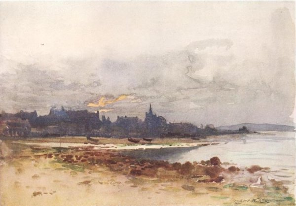 Cromarty from the East 1905