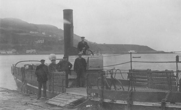 Kessock Ferry - c1905?