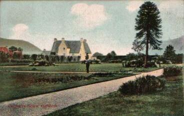 Cromarty House Gardens