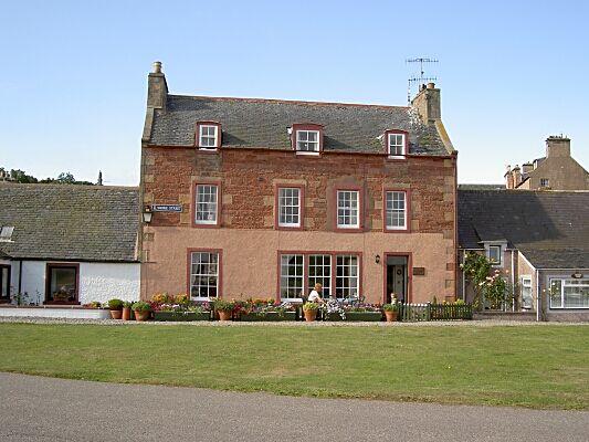 Stornoway House - 2003
